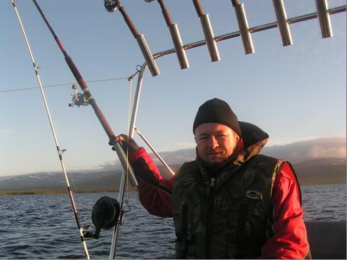 морские снасти для рыбалки